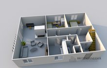 3D, Frýdlant, 1NP - schodiště