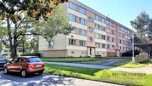 Prodej bytu 4+1, v osobním vl., 74 m2, s balkonem a garáží, na ul. 28. října, Frýdek-Místek