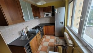 Pronájem bytu 2+1, 50m², Náměstí na Balabence, Praha - Libeň