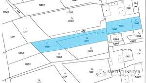 Prodej stavebního pozemku 1370 m2, Ostrava -Hrabová