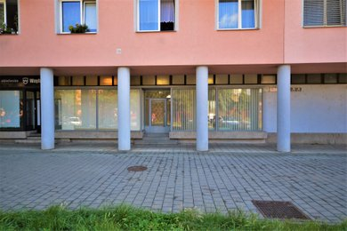 Komerční prostory, sklad 110m2 s výlohou - Křídlovická, Ev.č.: C21_122-09-026