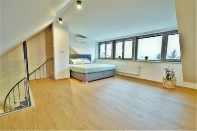 Pronájem bytu 2+kk mezonet s lodžií , 72m² - Brno - Židenice, Ev.č.: 00003