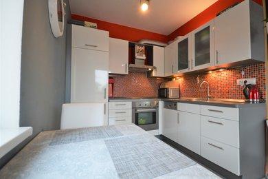Slunný byt na okraji Brna, Ev.č.: 00007