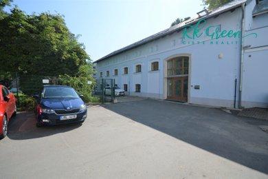 Pronájem, Kanceláře, 157m² + 18m² terasa - Brno - Zábrdovice, Ev.č.: 00043