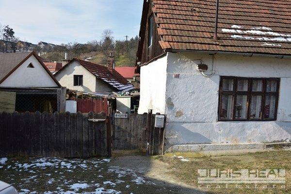 Prodej rodinného domu 100m² - Vizovice