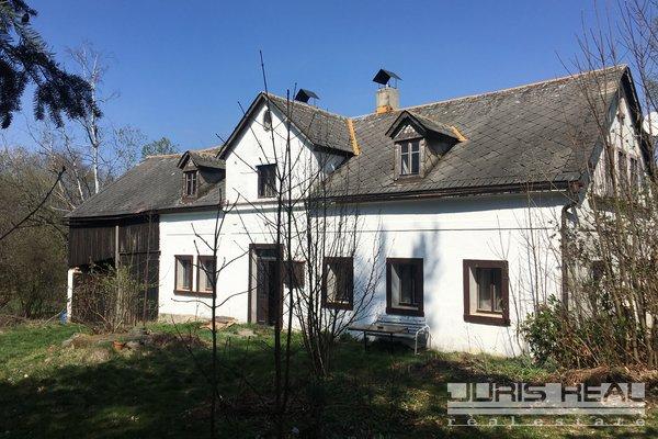 Prodej, Chalupa, 178m² , Varnsdorf - Studánka