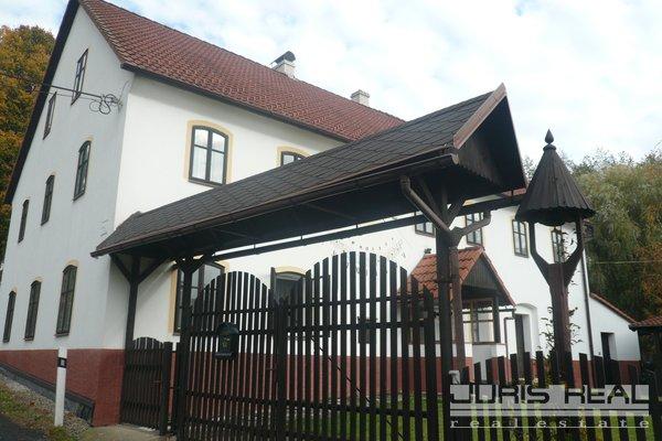 Prodej, Rodinné domy, 200m² - Žandov - Radeč