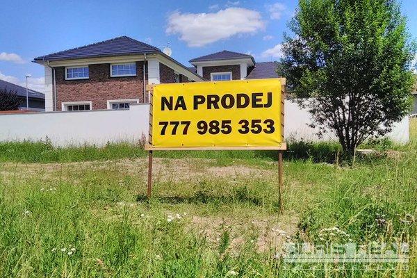 Prodej, Pozemky pro výstavbu RD, 2099m² - Horní Počernice