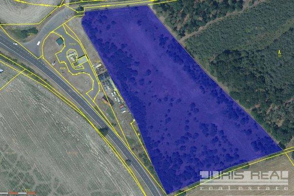 Pronájem, Zemědělská půda, 20 544 m² - Štětí - Počeplice