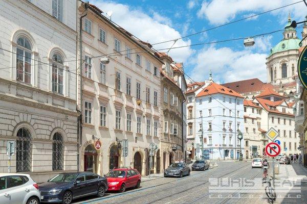 Prodej, Historické objekty, 564m² - Praha - Malá Strana