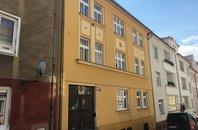 Pronájem, byt 1+1, 35,5m², 3.NP, Litoměřice-Křižíkova