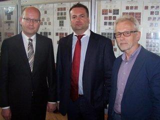 Philatelic Exhibition in Žďár nad Sázavou