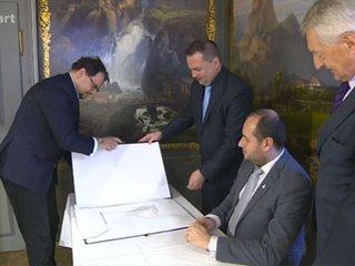 Významný kulturní počin českých a slovenských filatelistů k příležitosti 100 let od vzniku Československa