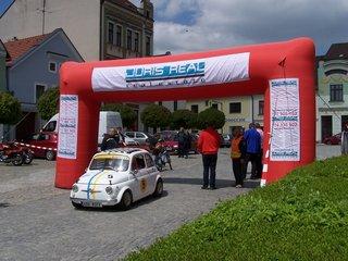 V sobotu 18. května byla Kamenice nad Lipou cílem orientační soutěže Veterání Jindřichohradeckem 2019.