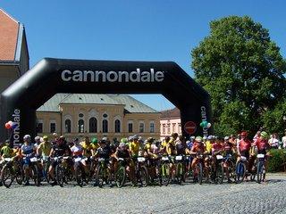 V překrásném prostředí Kamenice nad Lipou se konal již 15. ročník prestižního závodu horských kol.