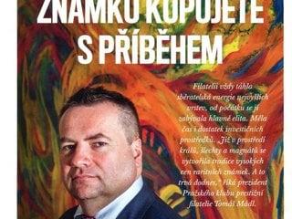 JUDr. Tomáš Mádl poskytl rozhovor pro E15 PREMIUM.