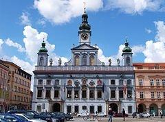 Ceske-Budejovice-town-hall
