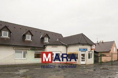 Prodej, Obchodní prostory, 238m² - Osek nad Bečvou, Ev.č.: 00448