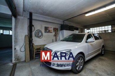 Prodej, Garáže, 20m² - Olomouc, Ev.č.: 00500