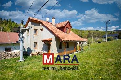 Prodej, chalupa s pozemky, 132m² - Oskava - Bedřichov, Ev.č.: 00514