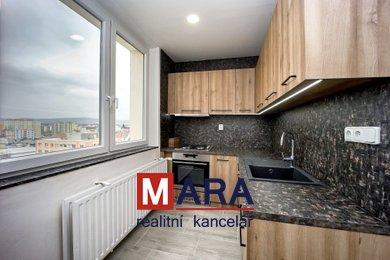 Pronájem bytu 1+1, 32m² - Antonína Slavíčka - Prostějov, Ev.č.: 00522