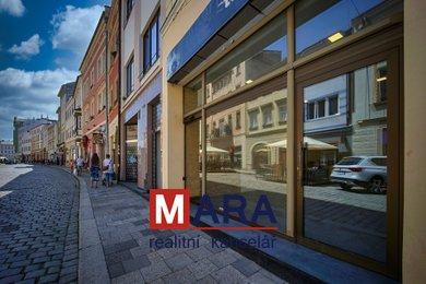 Pronájem, Obchodní prostory, 80m² - Olomouc, Ev.č.: 00530