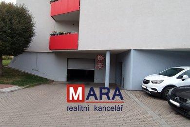 Prodej garážového stání  21 m² - Olomouc - Řepčín, Ev.č.: 00556