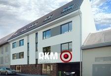 Novostavba 3+kk 82,8 m2, terasa 8,14 m2, včetně parkovacího stání a sklepa, ul. Sirotkova, Ev.č.:10113
