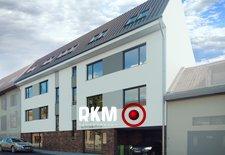 Novostavba obchodního prostoru 30,4 m2 včetně garážového stání, ul. Sirotkova, Ev.č.:10116