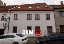 Novostavba bytu 3+KK s terasou a zahradou, Komenského náměstí, Ivančice, Ev.č.:10123