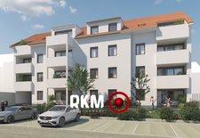 Novostavba bytu 3+kk 63,3m² ve Velkém Meziříčí, Ev.č.:10139