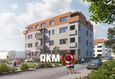 Novostavba bytu 2+kk, 58,2m² ve Velkém Meziříčí, Ev.č.:10151