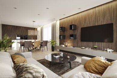 Prodej nového bytu 1+kk (28 m2) se zahrádkou 8,5 m2, Milovice, Ev.č.: 2020102B