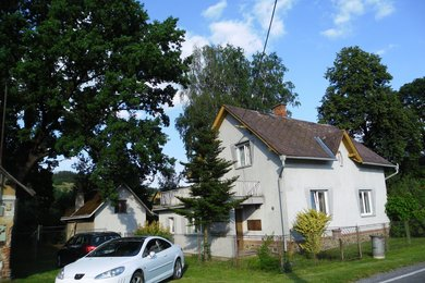 Prodej rodinného domu,  zahrada 1500 m2,  Město Albrechtice - Opavice, okres Bruntál., Ev.č.: 00181