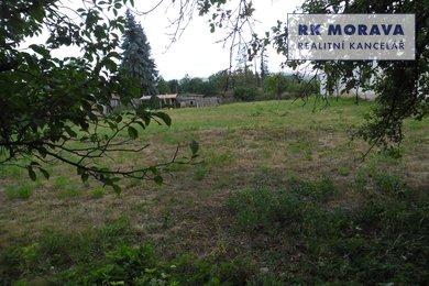 Prodej stavebního pozemku 1329 m² , Jindřichov, okr. Bruntál., Ev.č.: 00185