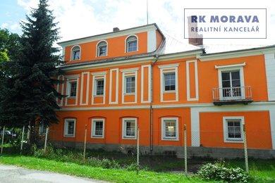 Prodej více účelového  domu 1050 m² , Jindřichov ve Slezsku, okr. Bruntál., Ev.č.: 00189