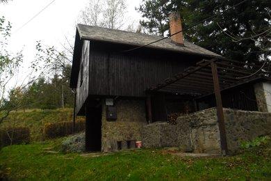 Prodej chaty 25 m², pozemek 367 m2, Nové Heřminovy, okr. Bruntál., Ev.č.: 00194