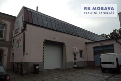 Pronájem garáže 50m², ul. Ruská, Bruntál., Ev.č.: 00195