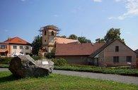 Prodej prostorného rodinného domu, 6+1/G, OV, Družec - ul. Ke kostelu