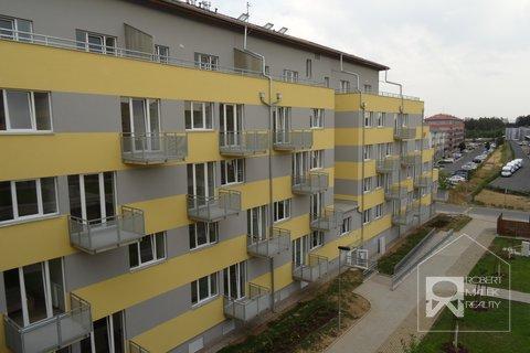 Výhled z bytu