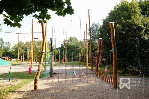 Lanový park