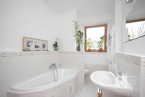 Koupelna s toelatou