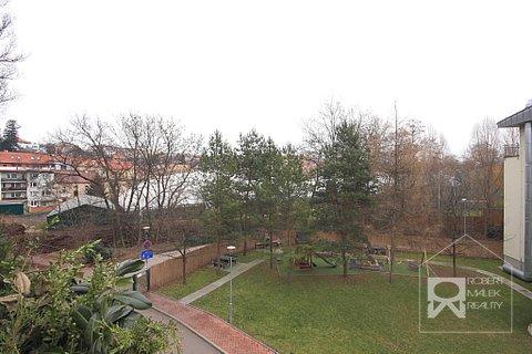 Výhled z balkonu č. 2