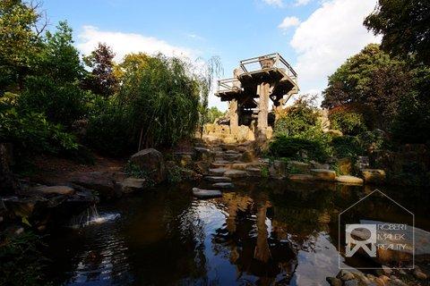 Park Podvinný mlýn