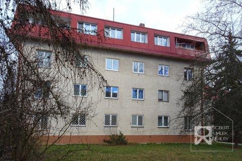 Pohled na dům - zadní strana
