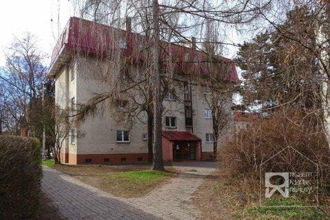 Pohled na dům - vchod