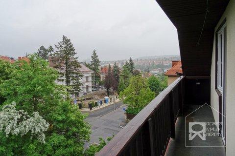 Výhled z pokojů 1