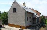 Prodej rodinného domu 5+1/garáž, OV, 196m² - Praha 9 - Kyje, ul. Koclířova