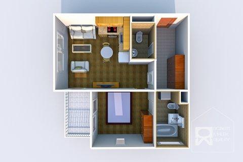 Plánek bytu
