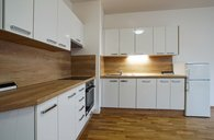 Pronájem bytu 2+kk/B/sklep/GS, 63m², OV - Praha 9 - Hloubětín, ul. Saarinenova